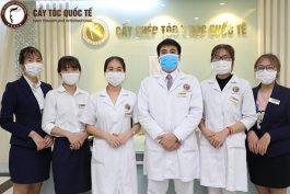 Top phòng khám cấy tóc tại Hà Nội và TP. Hồ Chí Minh an toàn trong mùa dịch.